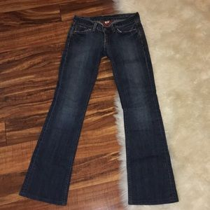 "Lucky Brand Jeans size 00/24 Socialite Jean 31"" in"